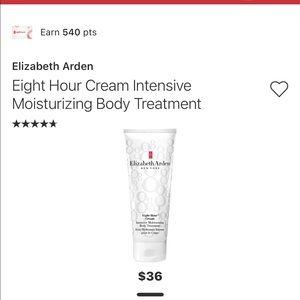 Intensive moisturizing cream set of two